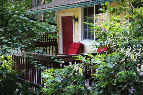 fern grove cottages private decks for most cottages