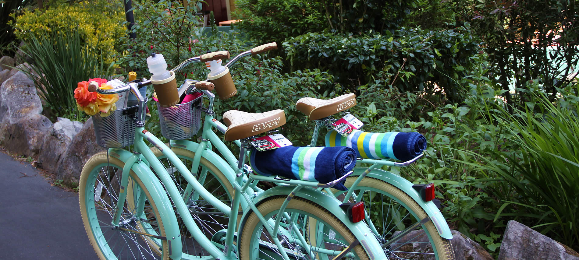 bicycles russian river valley travel