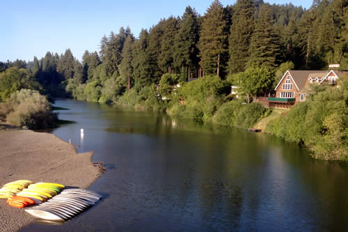 Russian River Lodging Fern Grove Cottages Sonoma Wine